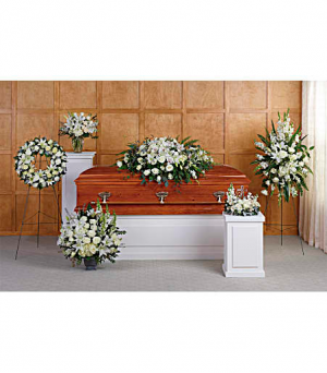 Grandest Glory  Funeral Collection in Orlando, FL | Artistic East Orlando Florist