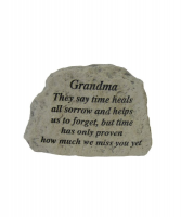 GRANDMA MINI MEMORIAL STONE