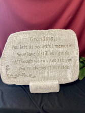 Grandma - You Left Us Stone