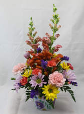 Grandma's Blossoms  Arrangement