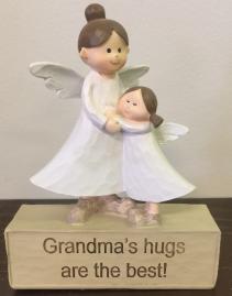 Grandma's Hugs Statue