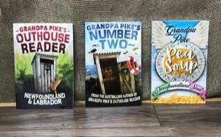Grandpa pike series NL books
