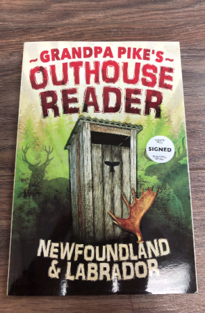 Grandpa pike's outhouse reader Book