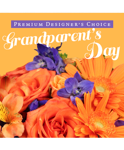 Grandparent's Day Beauty Premium Designer's Choice