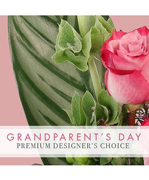 Grandparent's Day Flowers Premium Designer's Choice in Hillsboro, OR | FLOWERS BY BURKHARDT'S