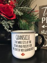 Gransicle Mug