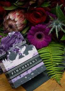 Grapes of Wrath Finchberry Soaps Beauty & Bath Products