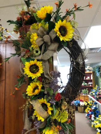 Grapevine Wreath Grapevine Wreath