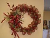 Grapevine wreath Large