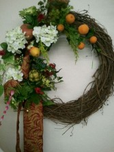 Grapevine Wreaths Sympathy or Gift