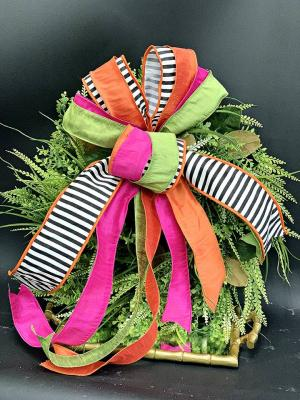 grass wreath  in Clinton, NC | ATRIUM FLORIST