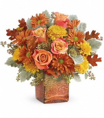 Grateful Golden Bouquet