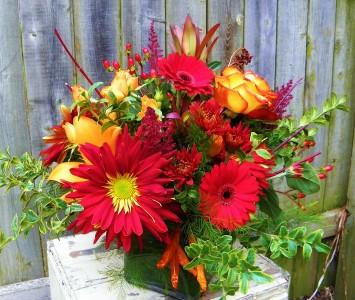 Gratitude Centerpiece  Table Centerpiece