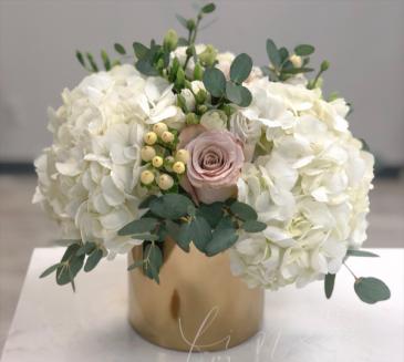 Gratitude Vase Arrangement