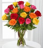 GRATITUDES A GLOW ROSES   12, 18 OR 24  / GREAT VALUE