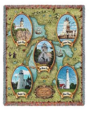 Great Lakes Lighthouse BAF-018