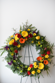 Great Remembrance Standing Wreath