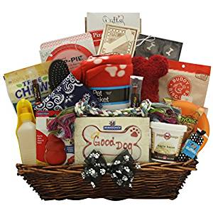 Greatarrivals Gift Baskets 1 Piece Ultimate Doggie