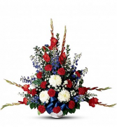 Greater Glory Funeral Flowers Delivery