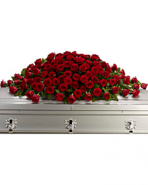 Greatest Love Casket Spray in Snellville, GA | SNELLVILLE FLORIST
