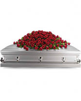 Greatest Love Casket Spray Casket Cover