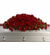 Greatest Love Casket Spray Funeral