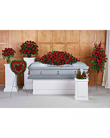 Greatest Love Collection Funeral Ensemble