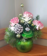 Be Jolly Floral Arrangement