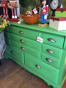 Green Dresser $165.00