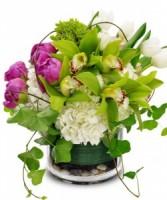 Green Garden Romance Custom Garden Design