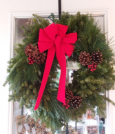 Green Gardens Custom Wreath Balsam Wreath
