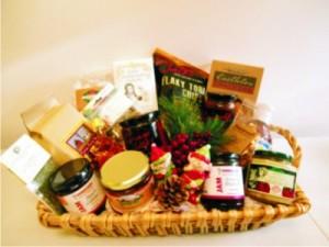 Green Mountain Favorites Gift Baskets in Randolph, VT | SIDEWALK FLORIST