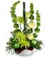 Classical Christmas Floral Arrangement