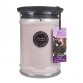 Bridgewater Candle 18OZ LARGE JAR KISS IN THE RAIN