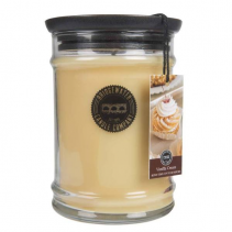 Greenleaf Candle 18OZ LARGE JAR VANILLA CREAM