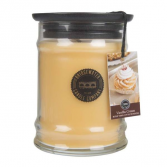 Greenleaf Candle 8OZ SMALL JAR VANILLA CREAM