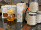 Greenleaf's Bella Freesia Scent   Gift Item - Candle Line