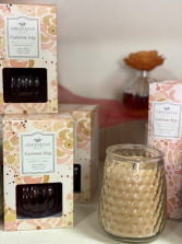 Greenleaf's Cashmere Kiss Gift Item - Candle Line