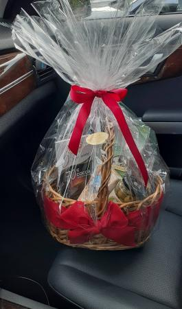 I treat! Gift Basket  in Delray Beach, FL | Greensical Flowers Gifts & Decor