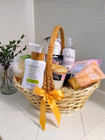 Spa me! Gift Basket Vegan-Eco Gift Basket