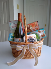 Greensical Vegan Gourmet Gift Basket