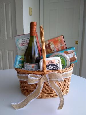Greensical Vegan Gift Basket  in Delray Beach, FL | Greensical Flowers Gifts & Decor