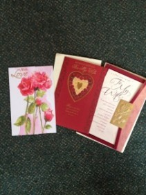 Greeting Cards 3.99 when checking out