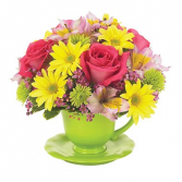 Greeting The Day! Arrangement
