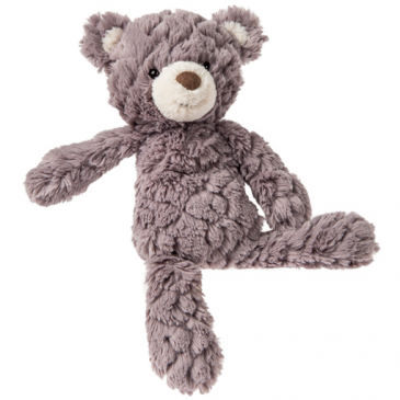 "Grey Putty Bear - 11"" Mary Meyer Plush"