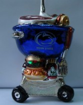 GRIDIRON GRILLER PSU by Christopher Radko for 2010