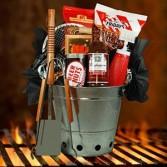GRILLIN' BBQ  GIFT BASKET