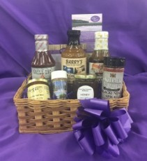 Grilling and Chilling Gift Basket