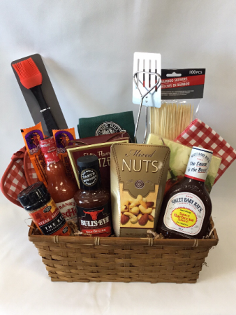 Grilling on the Go Gift basket