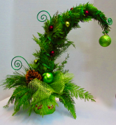 Grinch Tree Christmas Gift